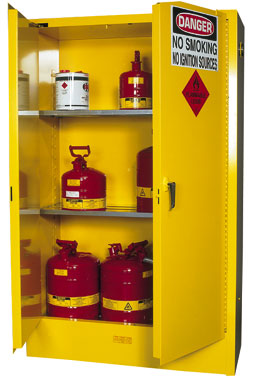Taylor Safety Equipment Flammable Goods Storage Cabinet