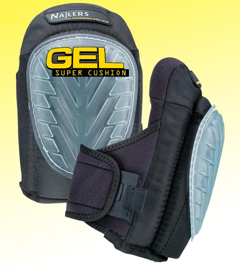 Taylor Safety Equipment Haron Nailers G1 Gel Knee Pad