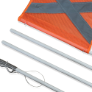 SFLAGKIT - FSP MINE FLAG KIT 4 PIECE